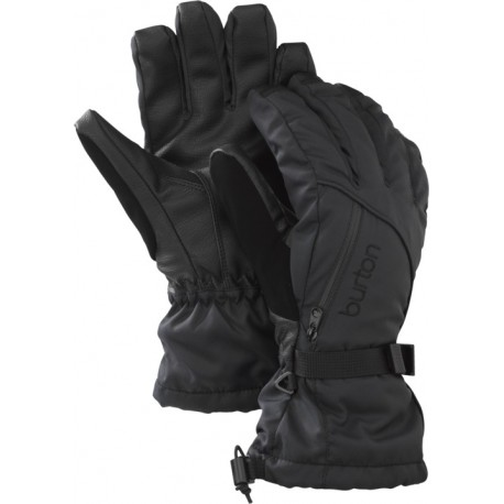 WOMEN'S BAKER 2-IN-1 GLOVE / TRUE BLACK 2016
