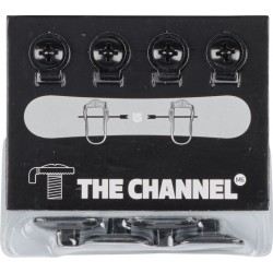 M6 CHANNEL REPLACEMENT HARDWARE