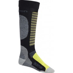 MERINO PHASE SOCK / TRUE BLACK 2016
