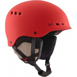Kask snowboardowy ANON TALAN / RUBY RED