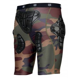 MB TOTAL IMPACT SHORT / HIGHLAND CAMO
