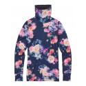 MIDWEIGHT LONG NECK / PRISM FLORAL