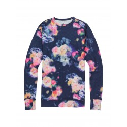 MIDWEIGHT CREW / PRISM FLORAL
