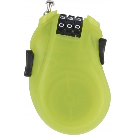 CABLE LOCK / LIME