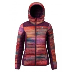WB EVERGREEN SYNTHETIC HOODIE INSULATOR / SEDONA STARLING