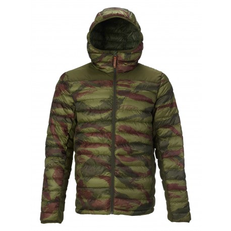 EVERGREEN SYNTHETIC HOODIE / BRUSH CAMO OLIVE NIGHT