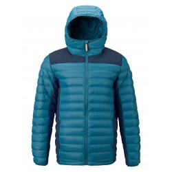 EVERGREEN SYNTHETIC HOODIE / MOUNTAINEER MOOD INDIGO