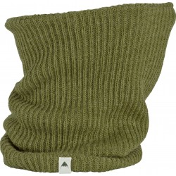 TRUCKSTOP NECK WARMER / OLIVE BRANCH HEATHER