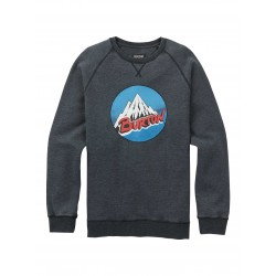 RETRO MOUNTAIN CREW / TRUE BLACK