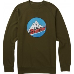 RETRO MOUNTAIN CREW / DUSTY OLIVE