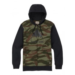 CLASSIC MOUNTAIN HIGH FULL-ZIP / BRUSH CAMO