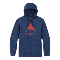 CLASSIC MOUNTAIN HIGH FULL-ZIP / INDIGO