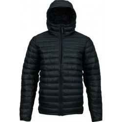 EVERGREEN SYNTHETIC HOODIE INSULATOR / TRUE BLACK