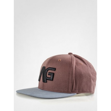 CHOICE CAP / LEATHER BROWN