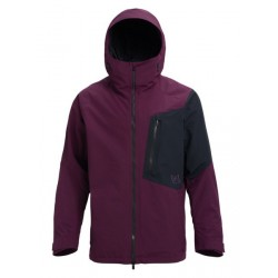 Męska kurtka snowboardowa BURTON [ak] GORE‑TEX Cyclic / STARLING / TRUE BLACK