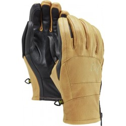 Rękawice snowboardowe Burton [AK] LEATHER TECH GLOVE / RAW HIDE 2019