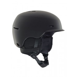 Kask snowboardowy ANON HIGHWIRE / BLACK 2019