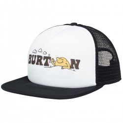I - 80 SNAPBACK TRUCKER / STOUT WHITE