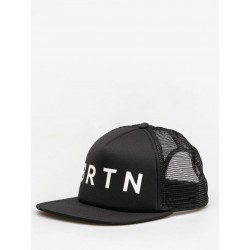 I - 80 SNAPBACK TRUCKER / TRUE BLACK