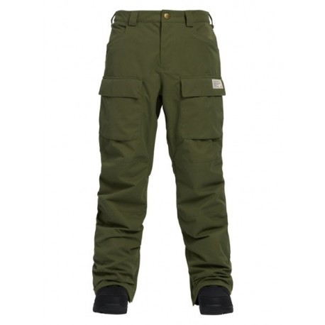 ANALOG MORTAR PANT / DUSTY OLIVE