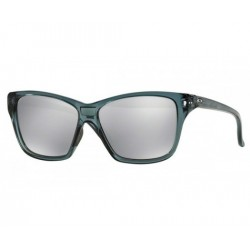 OKULARY OAKLEY/ HOLD ON / SILVER-BLUE