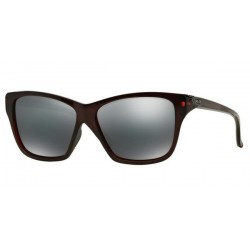 OKULARY OAKLEY/ HOLD ON / BURGUNDY
