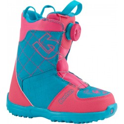 GROM BOA / PINK / TEAL
