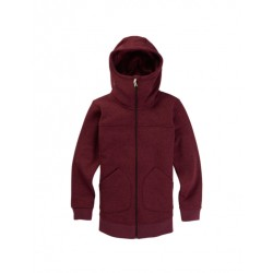 Damska bluza snowboardowa BURTON MINXY / PORT ROYAL HEATHER 2019
