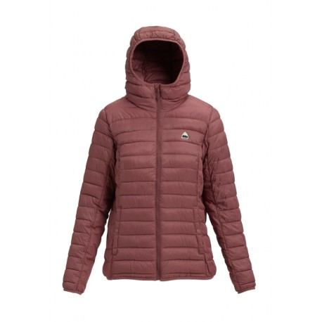 WB EVERGREEN SYNTHETIC HOODIE INSULATOR / ROSE BROWN 2019