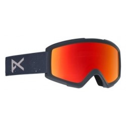 Gogle snowboardowe ANON HELIX 2.0 WITH SPARE / RUSH / RED SOLEX 2020