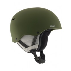 Kask snowboardowy ANON ENDURE / GREEN